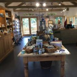 Caerhays -  New Gift Shop
