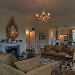 The Vean - Sitting Room