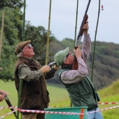 Caerhays Estate Clay Shooting