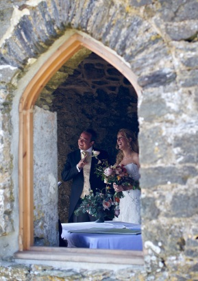 Weddings at the Coastguard's Hut